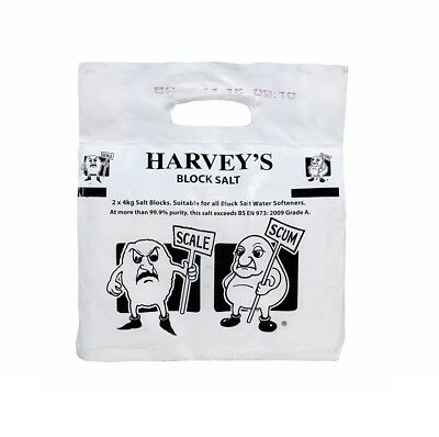 Harvey's Salt Blocks - 15 pack, 30blocks 07746773553 before order for collection