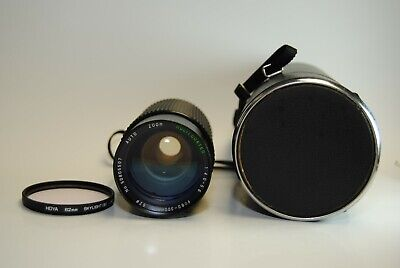 Sears 60-300mm  f/4.0-5.6 Macro Auto Zoom  Lens for Canon FD Mount