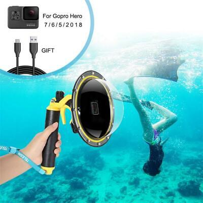 FEIMUOSI Custodia Impermeabile per Porta GoPro Hero For 5 6 7 2018