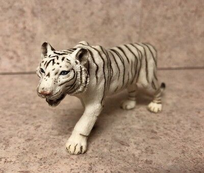 Schleich Siberian White Tiger 2007 Adult Wildlife Series EUC