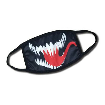 Marvel Venom Face Breathable Cosplay prop Cool Gifts
