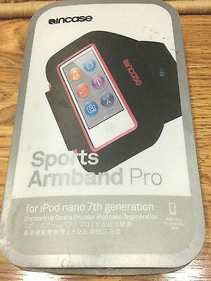 Incase Sport Armband Pro- Pink/Black- 7th generation - CL56677-  New!