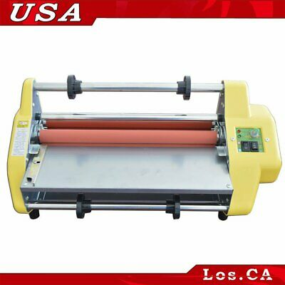 Hot Double Side Laminating Thermal Laminator Machine 220v with Transformer
