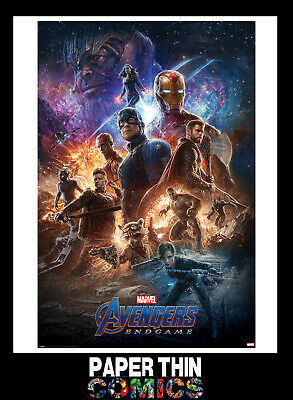 Avengers: Endgame From The Ashes Maxi Poster 61Cm X 91.5Cm Official Merchandise