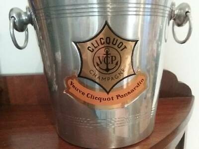 Collectable Clicquot Champagne Bucket