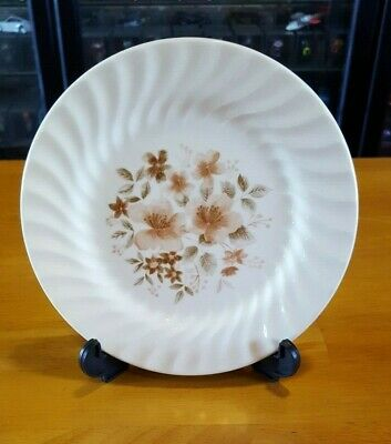 Vintage Johnson of Australia Replacement  side plate - Melody Pattern VGC