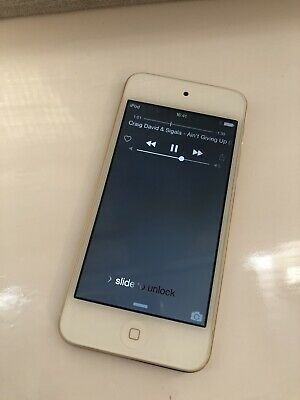 iPod Touch Gold 6th Generation 32GB - PERFECT