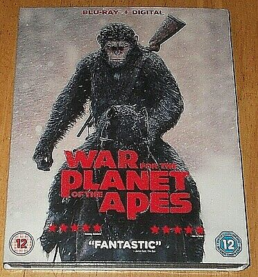 War For The Planet Of The Apes - Blu-Ray + Digital