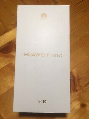 Huawei P smart (2019) POT-LX1 - 64GB - Midnight Black (Ohne Simlock)