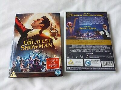 The Greatest Showman Cd, (New)