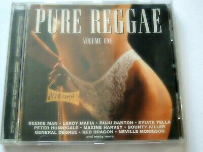 Pure Reggae Volume One: 1996: Bounty Killer: Beenie Man Top Cat: Free Secure P&P