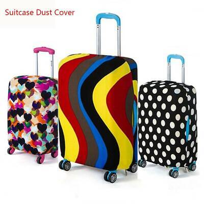 "20""-26"" Travel Luggage Cover Protector Suitcase Dust Proof Bag Anti Scratch CA"