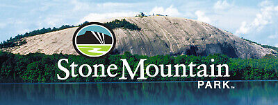 Stone Mountain Park Georgia: All Attraction! 2 Passes (Single Day) 2019 PARKING!