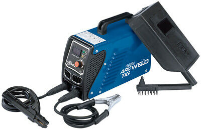 Genuine DRAPER 100A 230V ARC/Tig Inverter Welder Kit | 83402