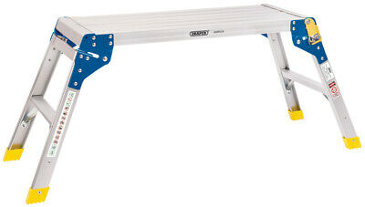 Genuine DRAPER 2 Step Aluminium Working Platform | 83997