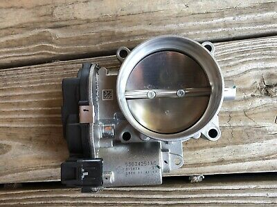 PORTED GM 90MM Silver Blade DBW Throttle Body - $320 00