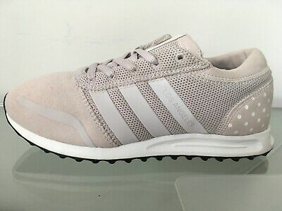 WOMENS ADIDAS ORIGINALS Los Angeles Trainers Blush Pink