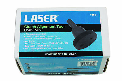Laser Tools 7485 | Clutch Alignment Tool BMW MINI Equivalent to OEM 21 2 210