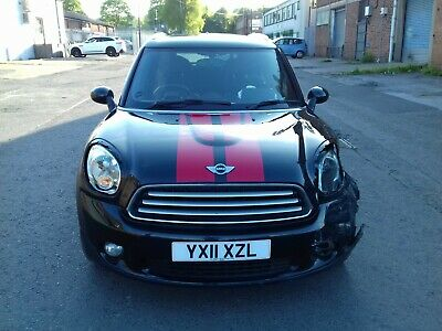 2011 MINI COOPER COUNTRYMAN R60 Pepper ALL4 4x4 5dr DAMAGED REPAIRABLE SALVAGE