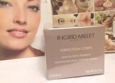 100% INGRID MILLET Perfection Corps Nourishing Body Firming Cream 200ML RRP £49