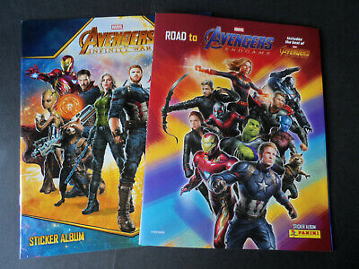Buy 4 Get 10 Free 2018 Panini Marvel Avengers Infinity War Single Stickers