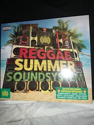 Reggae Summer Soundsystem - Various Artists (Box Set) [CD]