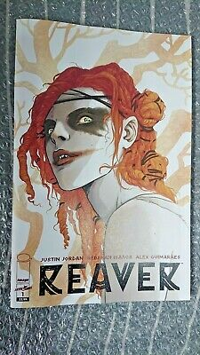 Reaver #1 Image Comics Skybound July 2019 Hot