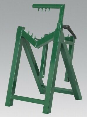 Sealey LC300ST Heavy-Duty Log Stand Ø230mm Capacity