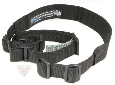 Blue Force Gear Vickers 2 Point - PADDED Sling Quick Adjust VCAS-200-OA - Black