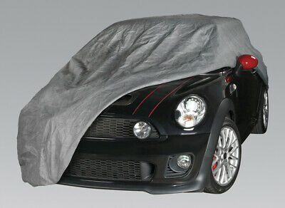 Genuine SEALEY SCCS   All Seasons Car Cover 3-Layer - Small