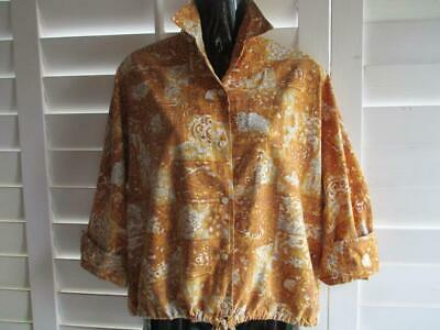 SALE - Vintage Cotton Blouse 1950s Size 10