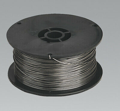 Genuine SEALEY TG100/1 | Flux Cored MIG Wire 0.9kg 0.9mm A5.20 Class E71T-GS