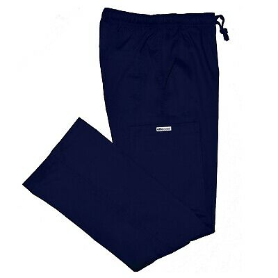 elitecare® Essentials Unisex Scrub Pant - Navy