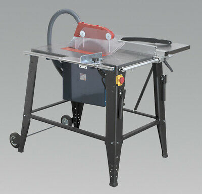 Sealey TS12CZ Contractor's Table Saw Ø315mm 230V