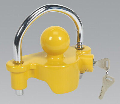 Sealey TB45 Tow Ball Trailer Hitch Lock 50mm