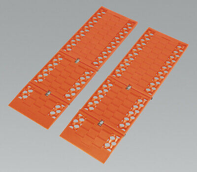 Genuine SEALEY VTR01   Vehicle Traction Tracks 600mm - Pair