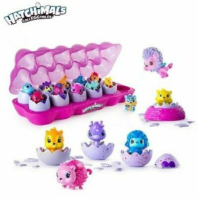 Hatchimals CollEGGtibles, 12-Pack Egg Carton - Season One - Hard to Find - RARE