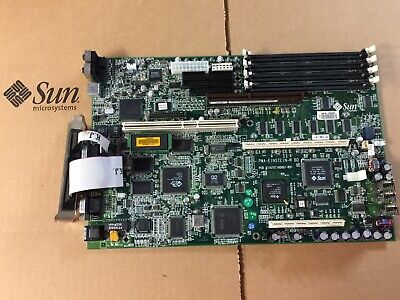 SUN MICROSYSTEMS ULTRA 5/10 Mainboard (p/n 375-0079) with