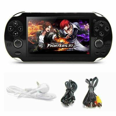 X9-S Mini Handheld Video Game Console 8GB 128 Bit Built In 1000+Game Kids Player