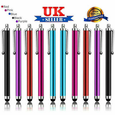 10PCS KIDS BOYS GIRLS TOUCH SCREEN STYLUS PEN FOR ALL Moble Phones,Tablet,IPAD