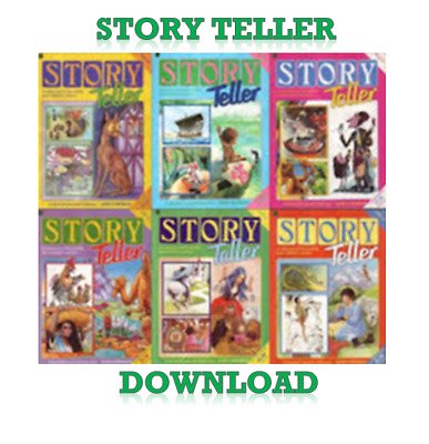 Story Teller Complete Collection (Marshall Cavendish) Audio Books *DOWNLOAD*