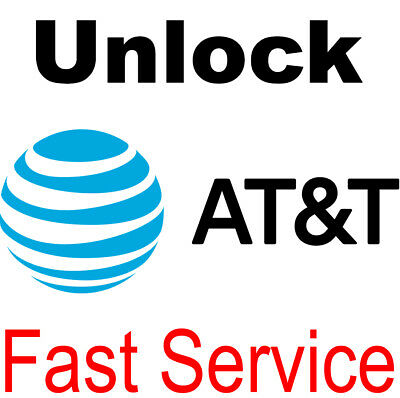 Official Factory AT&T Unlock Premium Service Code For iPhone X 8 7 SE 6 5