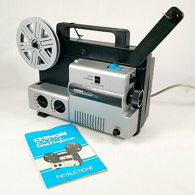 CHINON 2000GL | 8mm Cine Film Reel Movie Projector | Super 8 | Boxed VGC | Retro