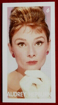 AUDREY HEPBURN - Card # 06 individual card, issued by Redsky in 2011