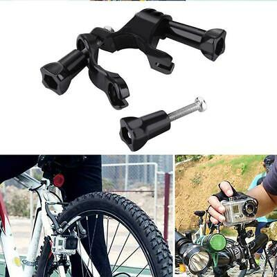 Motorcycle Bike Handlebar Seatpost Pole Mount Stand For GoPro HERO 7/6/5/4/ Top