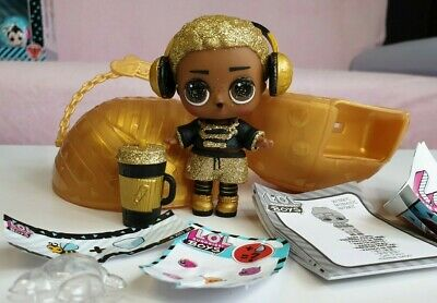 NEW! LOL Surprise BOYS Series 1 - KING BEE rare
