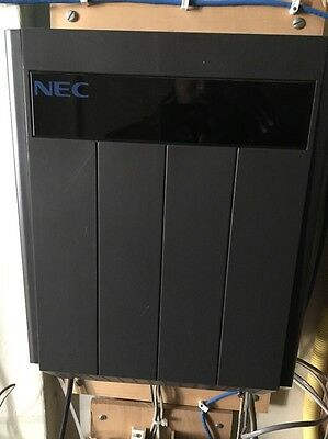 NEC DS2000 DX7NA-48M BDS 4-Slot KSU 80000 Phone System Comes With 6 Phones