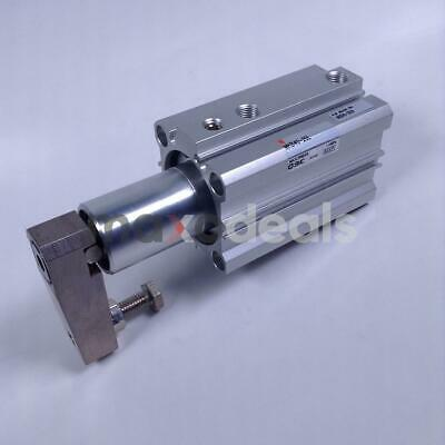 SMC MKB40-20LN Rotary Clamp Cylinder 40mm Bore 20mm Stroke NFP