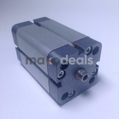 Metal Work 2600400050CP Compact Pneumatic Cylinder Bore 40 Stroke 50 UMP
