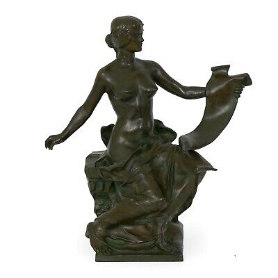 """FRENCH ANTIQUE SCULPTURE 